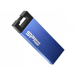 Флешка SiliconPower Touch 835 32Gb Blue metal
