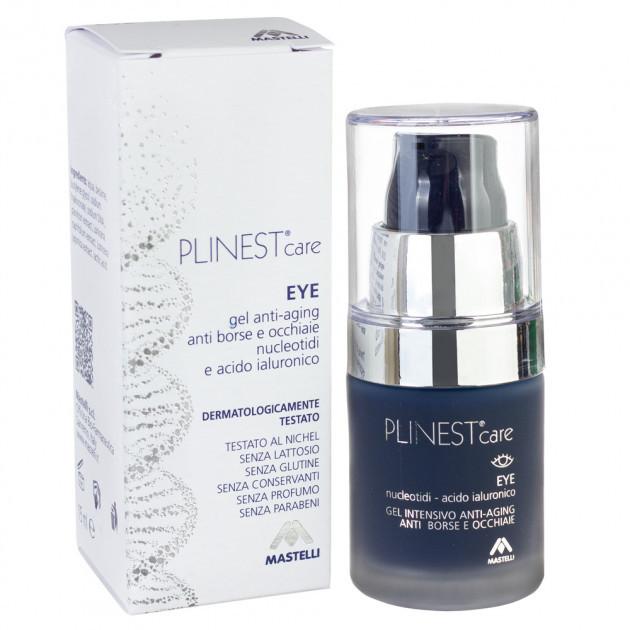 Відновлюючий гель для шкіри навколо очей Mastelli Plinest EYE Care