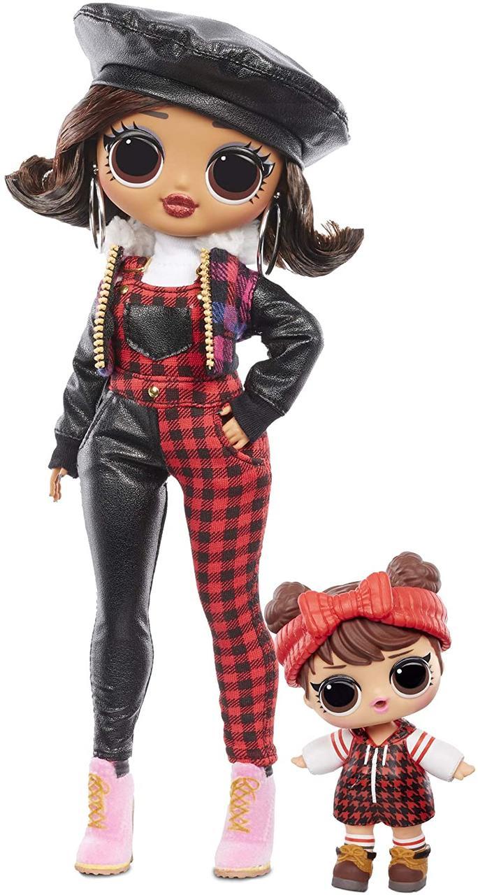 Оригинальная Кукла ЛОЛ Очаровашка L.O.L. Surprise! O.M.G. Winter Chill Camp Cutie (570257)
