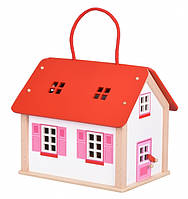 Goki Ляльковий будинок - Дорожній з ручкою
