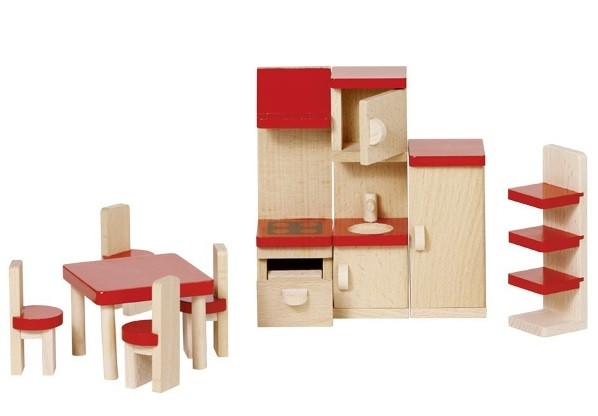 Goki Набір для ляльок - Меблі для кухні