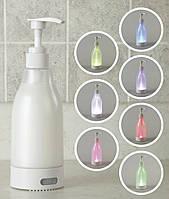Дозатор для жидкого мыла с подсветкой Soap Brite (3261)