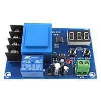 XH-M602 - Універсальний контролер заряду акумуляторних батарей 3.7...120В з індикатором