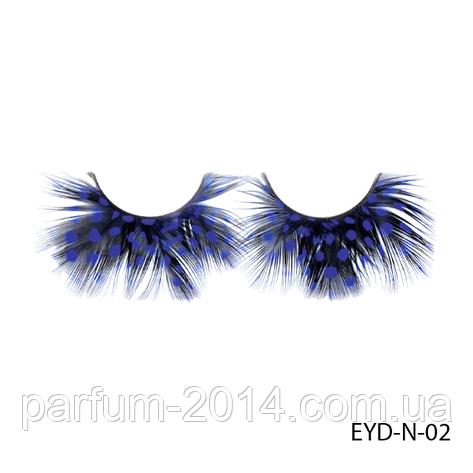 Ресницы декоративные накладные Lady Victory EYD-08 (EYD-N-02), фото 2