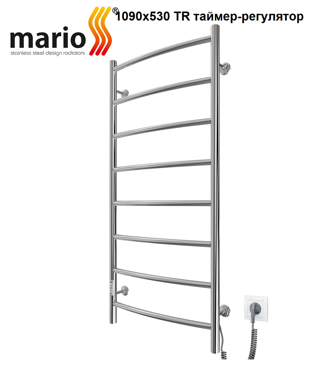Полотенцесушитель Mario Класик HP -I 1090x530 TR