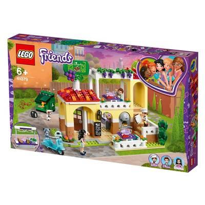 Конструктор лего френдс Ресторан Хартлейк Сити LEGO Friends 41379 Heartlake City Restaurant оригинал