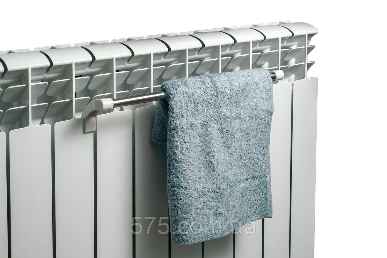 Полотенцедержатель для радиатора, 420 мм 20-036001-0420