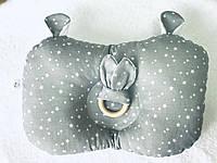 Ортопедична подушка для дітей двостороння