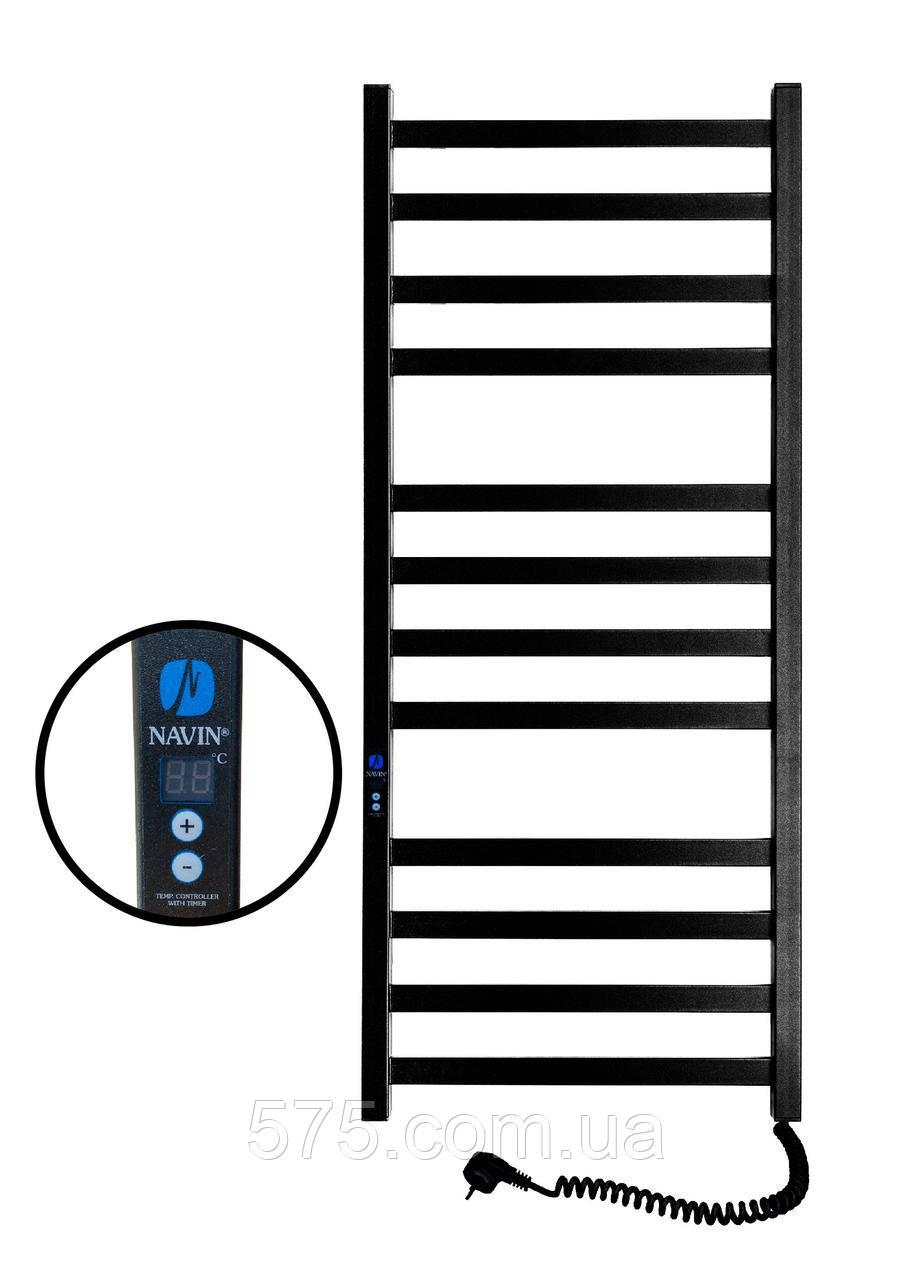 Полотенцесушитель Авангард 480х1200 правый Digital чёрный 12-228052-4812
