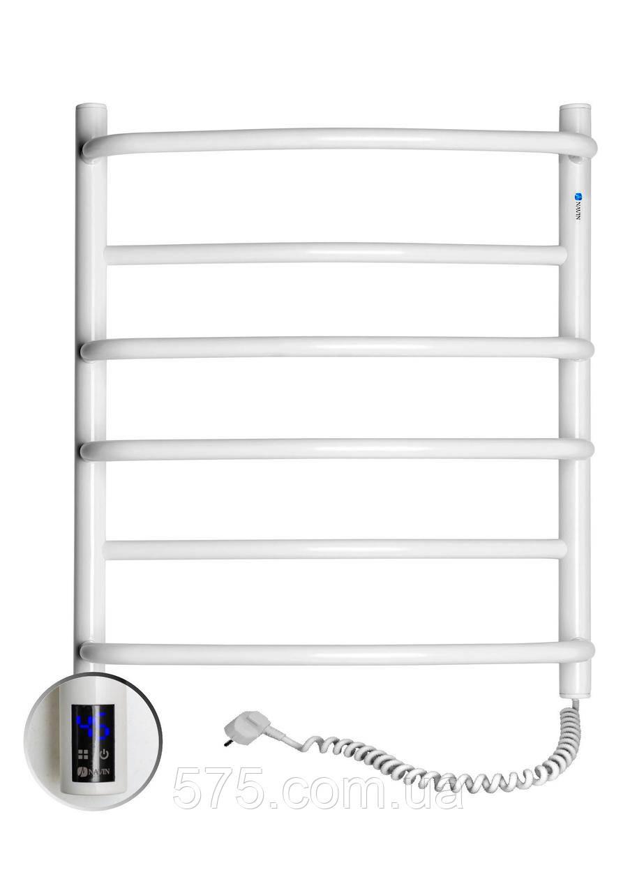 Полотенцесушитель Омега 530х600 Sensor правый с таймером 12-015033-5360