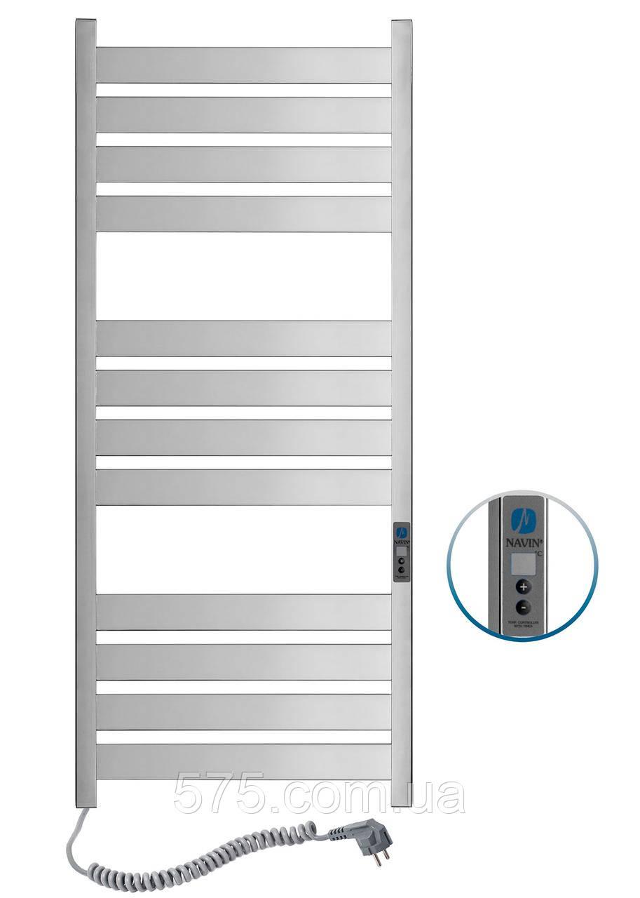 Полотенцесушитель Largo 500х1200 Digital левый (белый бархат) 12-844152-5012