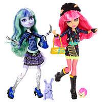 Куклы monster high из серии 13 желаний в ассортименте часть 2
