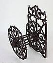 Декоративна розетка з краном і кріпленням для шлангу., фото 2