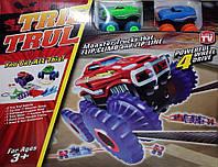 Монстр трек Trix Trux Трасса 2 машинки в комплекте МОНСТР ТРАКИ, фото 2