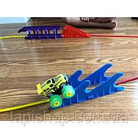 Монстр трек Trix Trux Трасса 2 машинки в комплекте МОНСТР ТРАКИ, фото 3