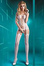 Сексуальний комбінезон сексуальная боди-сетка в упаковке бодистокинг