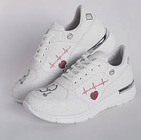 """Дизайнерские медицинские кроссовки для женщин """"Sport doctor"""""""