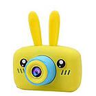 Детский цифровой  фотоаппарат  Rabbit | Детский фотоаппарат  Smart Kids Camera Serie | Детский фотоаппарат, фото 5
