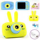 Детский цифровой  фотоаппарат  Rabbit | Детский фотоаппарат  Smart Kids Camera Serie | Детский фотоаппарат, фото 7