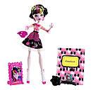 Кукла Monster High Дракулаура (Draculaura) Арт класс Монстер Хай Школа монстров, фото 6