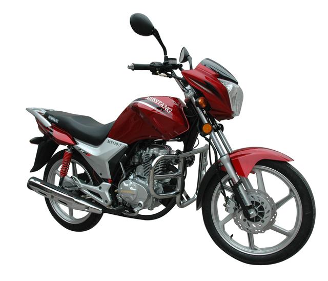 Мотоцикли MUSSTANG