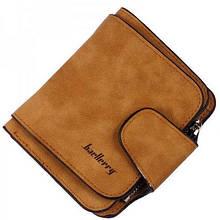 Женский замшевый кошелек Baellerry Forever Mini N 2346 Brown Коричневый  (500 шт/ящ)