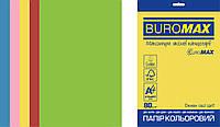Набор цвбумаги INTENSIVE EUROMAX 5 цв 50 л А4 80 г/м²