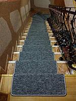 Ступени, килимові накладки