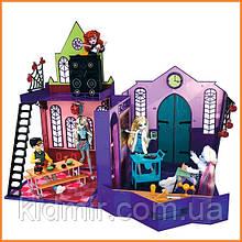 Складывающийся игровой набор Monster High Старшая Школа Монстер Хай