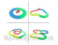 Детская гибкая игрушечная Дорога Magic Tracks 360 деталей, фото 2
