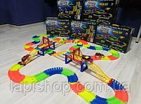 Детская гибкая игрушечная Дорога Magic Tracks 360 деталей, фото 3
