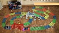 Детская гибкая игрушечная Дорога Magic Tracks 360 деталей, фото 4