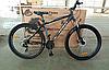 ⭐✅ Горный Велосипед Azimut Spark 26 D ЧЕРНО-СИНИЙ Рама 20, фото 3