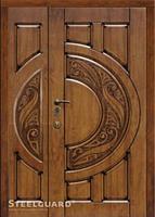 """Двери входные 1200*2050мм Серия """"AMPIO"""" «Mercurylightbig» 114"""