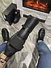 Женские демисезонные ботинки Puma X Fenty by Rihanna Sneaker Boot (Premium-class) черные, фото 5
