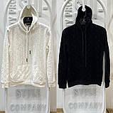 Мужской спортивный костюм Louis Vuitton CK1534 черный, фото 3