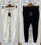 Мужской спортивный костюм Louis Vuitton CK1534 черный, фото 2