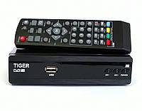 Tiger Т2 - эфирный цифровой приёмник
