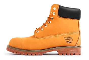 Мужские демисезонные ботинки Timberland Boots 'Ginger' (Premium-class) песочные
