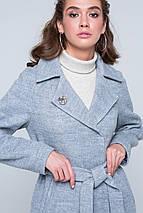 Кардиган женский  Юна светло-серый, фото 2