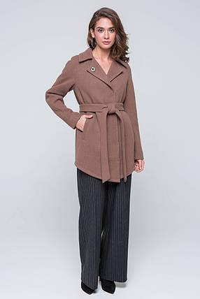 Кардиган женский  Юна светло-коричневый, фото 2