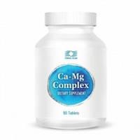 Ca-Mg-натуральный комплекс витаминов и минералов, дополнительный источник кальция, магния, кремния