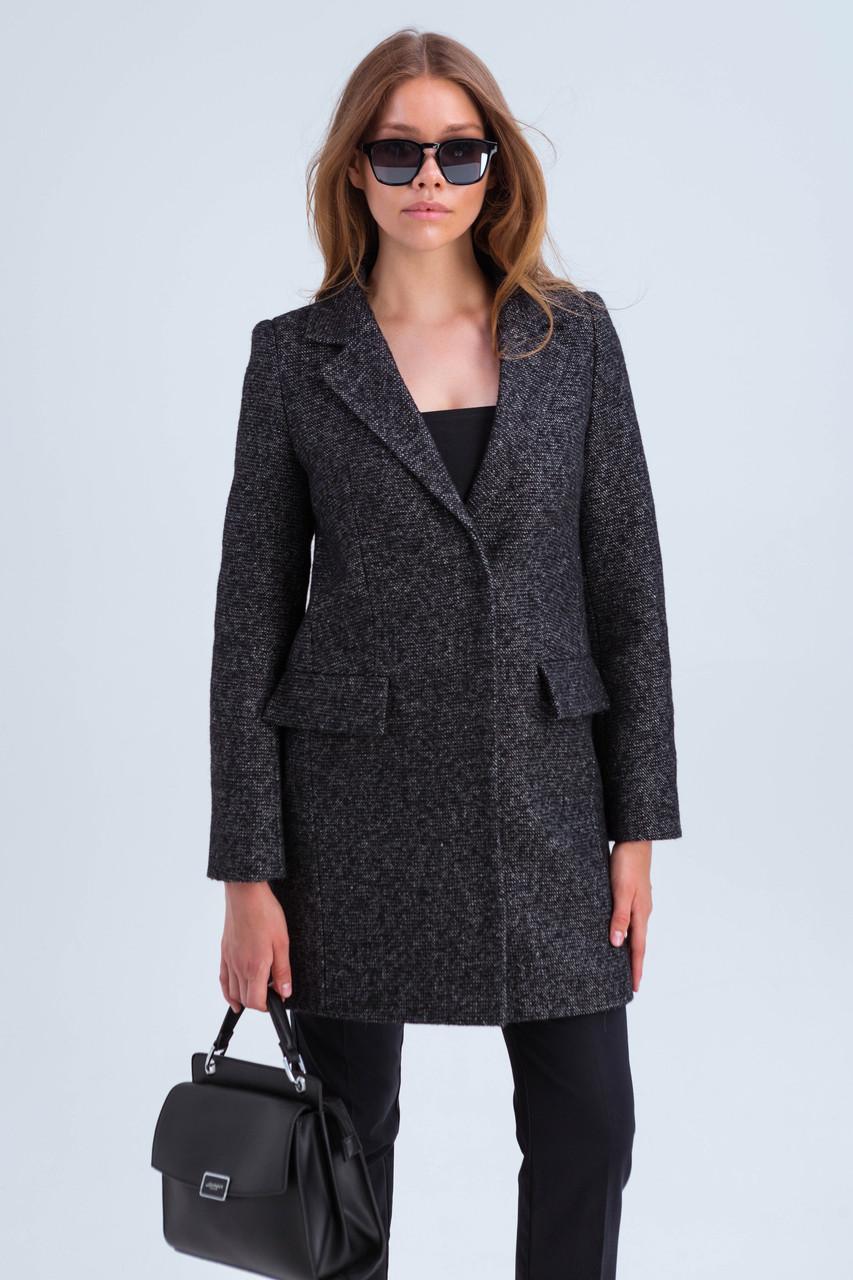 Пальто женское Шейла черный