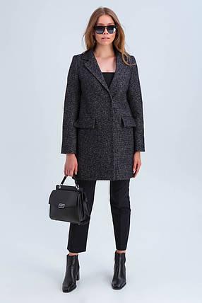 Пальто женское Шейла черный, фото 2