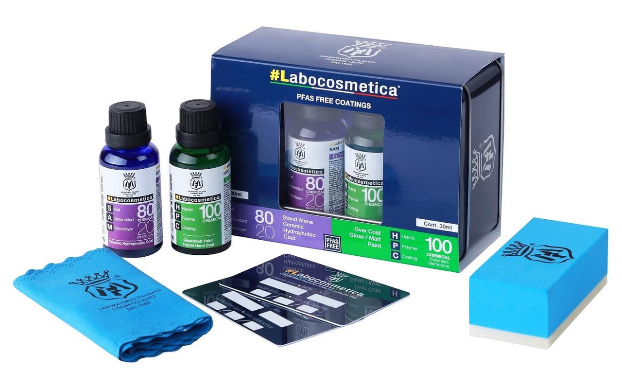 Labocosmetica SAM + HPC набор кварцевых защитных покрытий