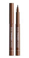Фломастер для бровей Relouis Brow Permanent Marker №01 Blonde