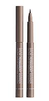 Фломастер для бровей Relouis Brow Permanent Marker №04 Taupe