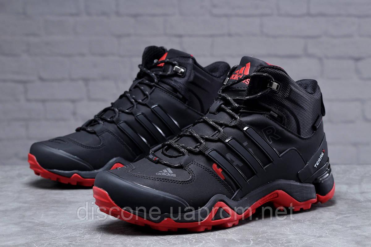 Зимние мужские кроссовки 31785 ► Adidas Terrex Gore Tex, черные ✅Скидка % [ нет в наличии ] ► (41-26,5см)