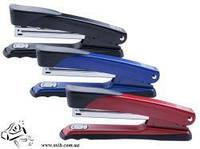 Степлер BuroMax 4257 №24/6 30 листов цвета в ассортименте