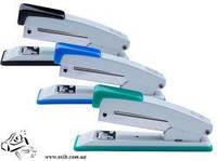 Степлер BuroMax 4258 №24/6 20 листов цвета в ассортименте